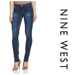 NINE WEST Santa Monica Skinny Jeans